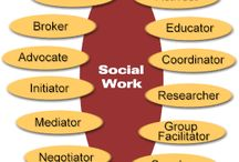 Social Work / Ideas and quotes to help with my field of work / by Suzanne Gest
