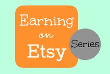 Craft sales research blogs / Etsy, plus / by Sherry Fabre
