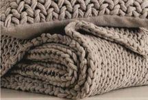 almofada de crochet