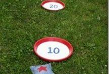 kids' outdoor games