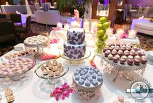 Sweets for the Sweet - Our Favorite Desserts / Our pastry chefs create gorgeous and tasty desserts for our weddings and parties