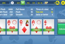 Jacks or Better - Video Poker / Play Jacks or Better - Video Poker and compete with people all around the world by collecting XP points. The application enables you to easily share games with your friends via social networks. Clear game statistics allow you to play better in the future. Find out if you played optimally or you made a mistake. You can also use the Autohold option that freezes cards using optimal strategy.  Download FREE app from Google Play: https://goo.gl/2mLEXT