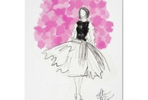 Fashion Croquis / by Kelly Ferrell