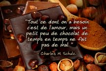 Mes dictons !