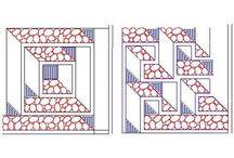 3d quilt patterns free