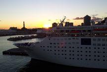 Navi da crociera / Foto delle piu' belle navi da crociera del mondo