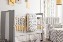 Nursery Design + Decor / Plan your baby's nursery. Cribs, design, furniture for baby's room.