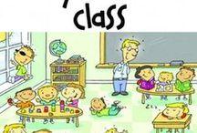 luokassa