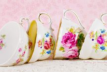 You're Late for Tea! / Everything Tea Cups