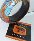 Aboriginal design Bangles/Bracelets / Authentic Aboriginal designs (all royalty paid Artists) made in China