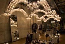 Concept stores / Interiors/ ideas