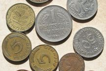 Old Coin Collection / Old Coins