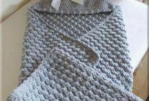 baby omslag doek