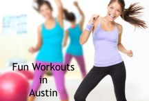 Getting in Shape in Austin