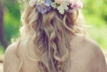 bridal hair shots/