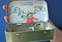 ALTOID BOX CRAFTS