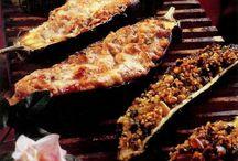 bulguros ételek
