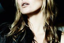 Make up inspiration - Kate Moss