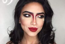 Farsangra jelmez és makeup ideas✨