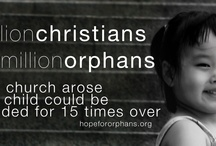 Adoption/Foster/Orphan care / by Kristy Lowrance Phyillaier