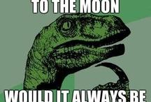 Philosophical raptor