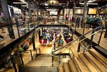 ReMade. REI SoHo Retail Space / Pull a bunch of wood out of an historic building in NYC, figure out how to repurpose it and stick it back into the space for the new REI SoHo store in coordination with designers, builders and manufacturers across four time zones. This is what we live for. TerraMai.