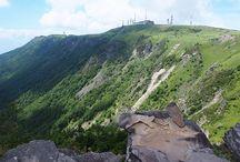美ヶ原(八ヶ岳)登山 / 美ヶ原の絶景ポイント 八ヶ岳登山ルートガイド。Japan Alps mountain climbing route guide