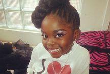 kids hair  / Hair styles for kids