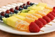 Recipes - Snack Ideas / by Bobbie Phlieger