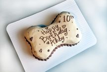Dog Birthday Cakes / Did you know!?! Everyone wishes their dog a happy birthday!