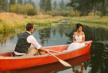 Colorado Destination Weddings / Wedding Inspiration, decor