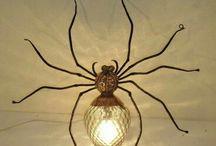 1 pająki diy lol