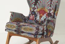 Rocking Chair ▫️ Chair