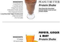 Protein stuffs
