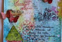 Art Journals / by Crystal Wallace
