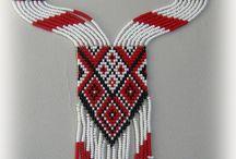 Peyote Long necklace