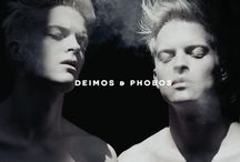 Deimos and Phobos