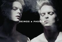 Deimos and Phobos
