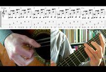 Guitar lessons :)