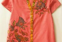 Tops with Embroidery
