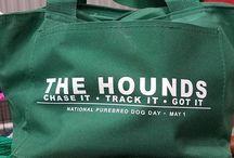 Basset Hounds, Booya!