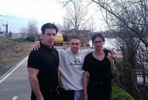 Rammstein with fans