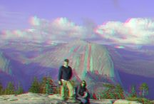 Сool photo for Stereo 3D Glasses