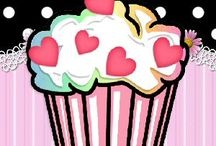 Cupcake World / Cupcakes are sweet goodness in it's own little wrapper. Cupcake for one and cupcakes for all. We love cupcakes and hope you will share a bit of cake love with us.