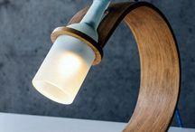 Lampy / Lamp / Inspiracje na oświetlenie. / inspirations