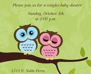 Things for baby shower / by Rita Montalvo