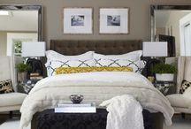 master bedroom options / by Carol Milligan