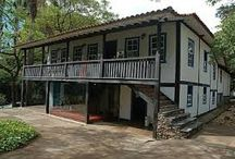 Antique Houses - casas antigas