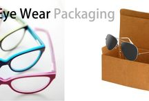 Eye wear Packaging