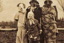 Darke County / Creepy original short stories.